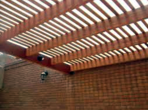 Ecoestructuras Pérgolas Terrazas Estructuras De Madera